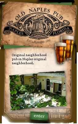 Naplespubs Naples Florida Restaurants The Village Pub Old